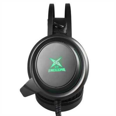 HeadphoneGamingEaglendQ5Dark Gray chính hãng