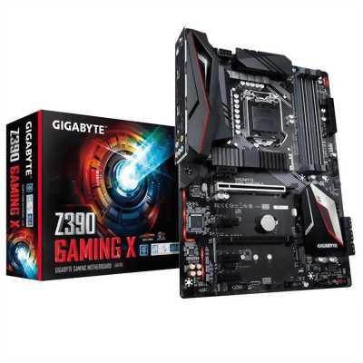 Mainboard Gigabyte Z390 Gaming X Socket LGA 1151v2 chính hãng