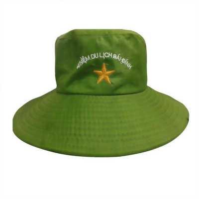 Xưởng sản xuất nón tai bèo! Cơ sở may mũ tai bèo