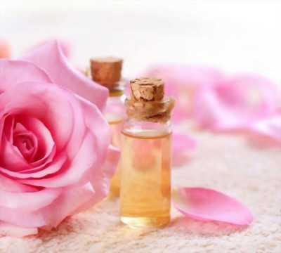 Nước hoa hồng tươi 100% thiên nhiên