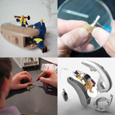 sửa chữa máy trợ thính
