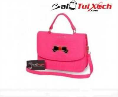 Túi xách hồng nơ duyên dáng TXTT18041617