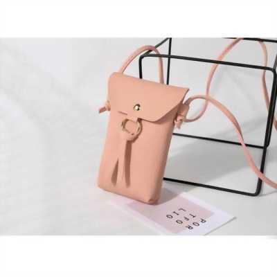 Túi đeo chéo nữ phong cách Hàn Quốc