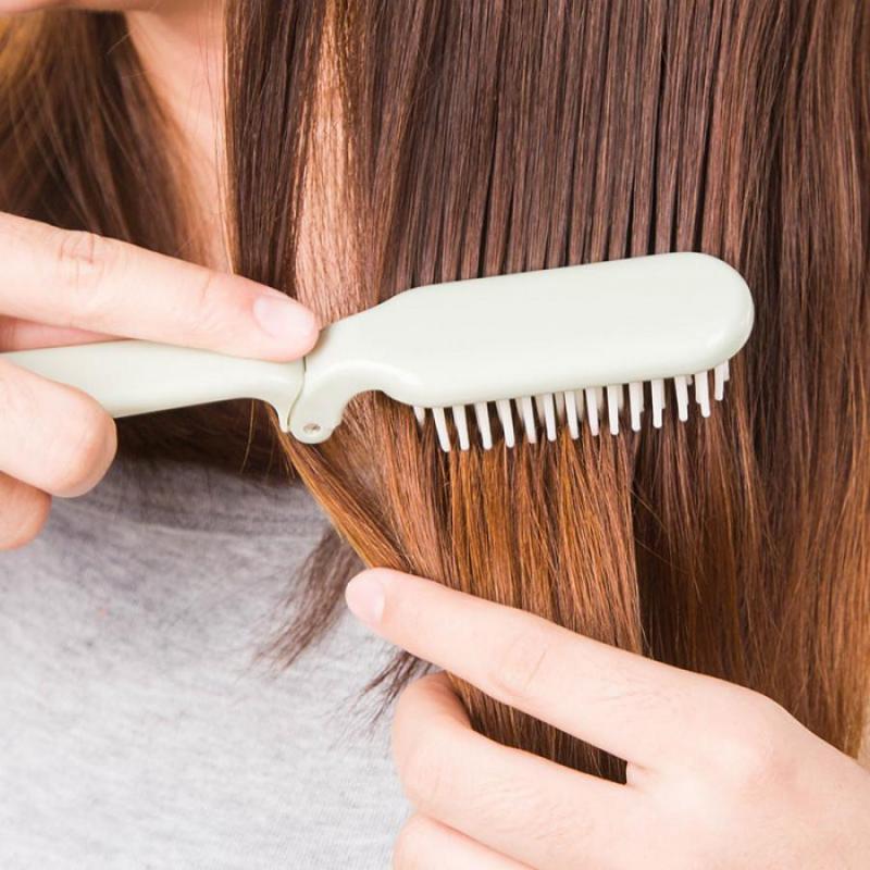 Lược chải tóc gấp gọn loại tốt GD0028