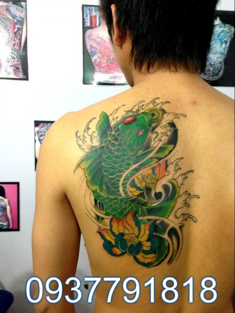 Tattoo88 ----> Xăm Nghệ Thuật Quận 7