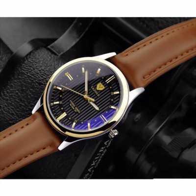 Đồng hồ nam Yazole phiên bản cao cấp 2017