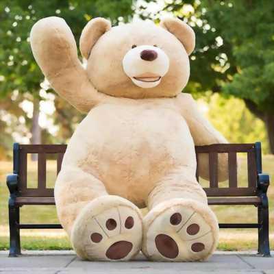 May,bán gấu bông trưng bày,gấu bông big size.