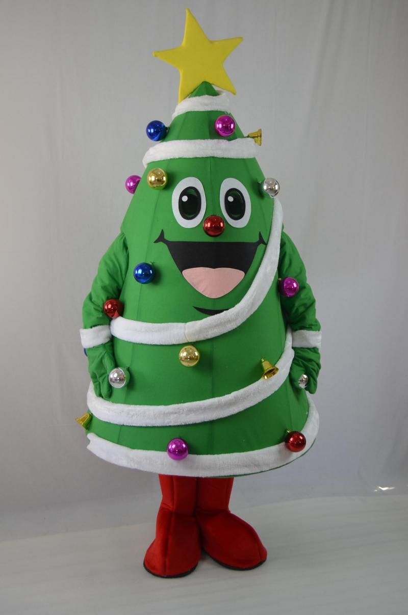 Cho thuê mascot ông già noel,mascot người tuyết giá rẻ