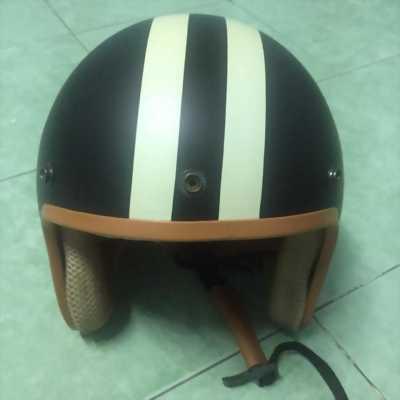 Cặp nón bảo hiểm 3/4 iron man