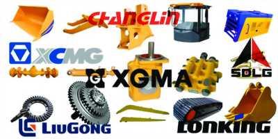 Phụ tùng Liugong, XCMG, XGMA, Lonking, Changlin, SDLG