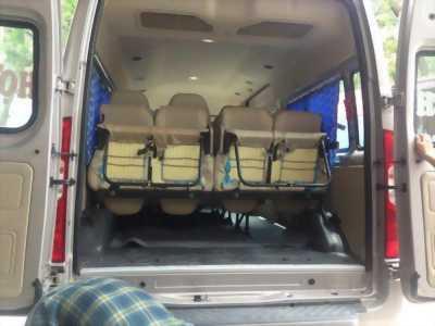 Chế ghế gập tiện dụng cho xe Transit tại Rambo - Hà Nội