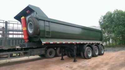 Thanh lý SMRM Ben- tải tự đổ, 3 trục, 24m3, 28 tấn