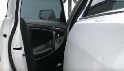 Lên cửa hít tự động cho xe ô tô tại Hà Nội - Rambo