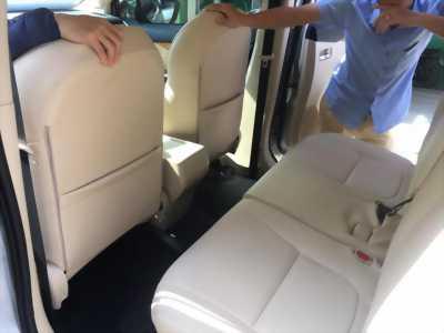 Bọc ghế da cho xe ô tô tại Hà Nội - Rambo