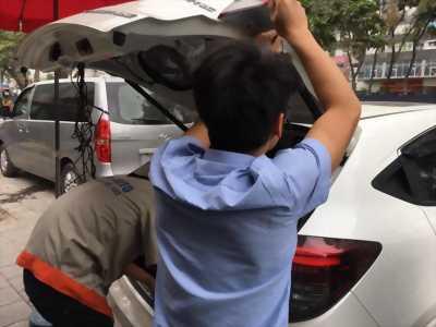 Lên cốp điện tự động cho xe Honda HRV tại Rambo auto - Hà Nội
