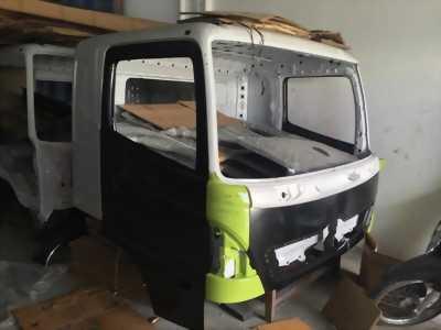 Thanh lý Cabin tổng thành, cabin mộc xe HINO FC 6.4 Tấn