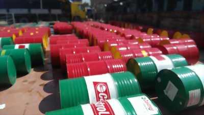Dầu nhớt thủy lực (nhớt 10) chính hãng Castrol, Shell, Vector,... giá rẻ tại TPHCM