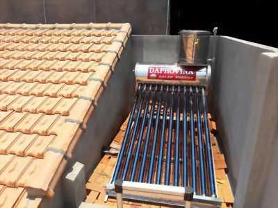 Téc chứa nước làm mát lốp xe tải