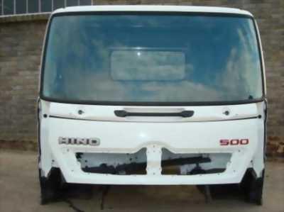 Cần bán gấp 6 Cabin xe tải HINO các loại đời 2009