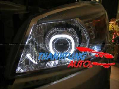 Độ đèn pha bi xenon cho xe Everest hàng ĐỘ , ĐỘC , ĐẸP , LẠ