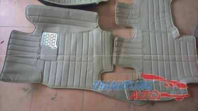 Thảm lót sàn 4D cho xe Prado 2014-2015