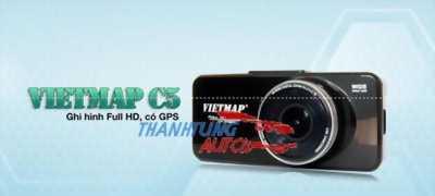 Camera hành trình Vietmap C5 ghi hình