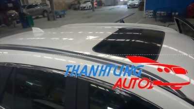 Giá nóc dọc cao cấp cho xe Mazda CX5(bắt ốc)kiểu BMW