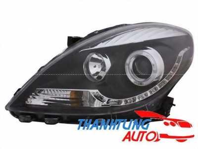 Đèn pha độ projector led cho xe Nissan Sunny độ bền cao
