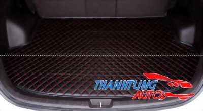Lót cốp 3D cho Tiguan vệ sinh cốp xe thuận tiện và tốt hơn