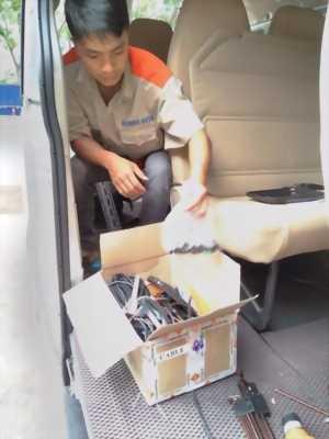 Cửa lùa tự động giấu kín hoàn toàn  cho  xe Hyundai Starex - Rambo