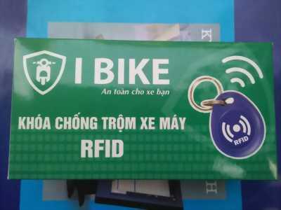 Khóa chống trộm xe máy RFID