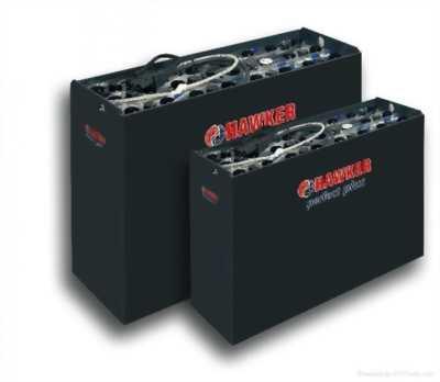 Bình điện xe nâng hàng Hawker giá tốt nhất