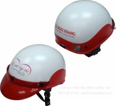Mũ bảo hiểm quảng cáo giá rẻ BF2-03