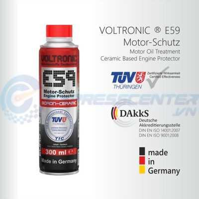 Dư dùng bán 2 chai phụ gia Voltronic E59, G30