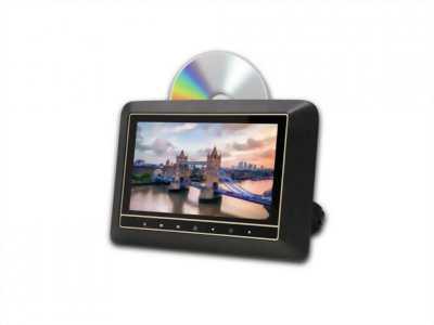 Màn hình gói đầu DVD 9-INCH