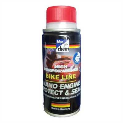 Dung dịch bảo vệ động cơ bluechem cho xe máy