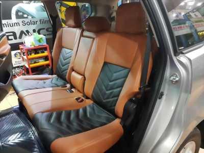 Video bọc ghế da Ford Ranger cực đẹp | Bọc ghế da Singapore