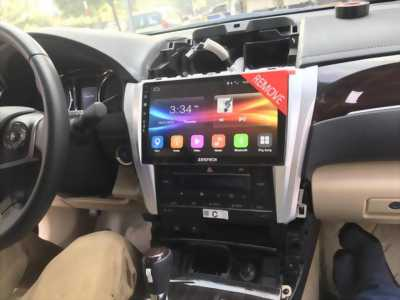DVD Android ZENTECH theo xe HONDA CITY 2018 ( DVD Android chạy Sim4G Cao Cấp)