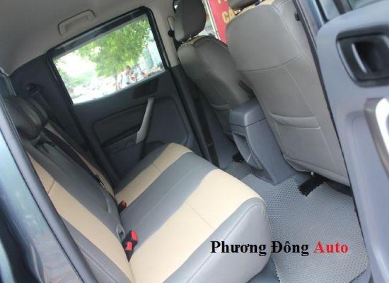 Bọc ghế da ô tô   Bọc ghế da CN loại 1 Thái Lan cho Ranger 2017
