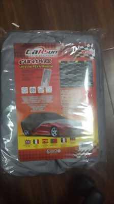 Thanh lý dọn kho Bạt Phủ ô tô Carsun size XL