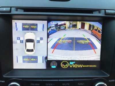 Lắp Camera 360 Oview Pro HONDA CRV 2018