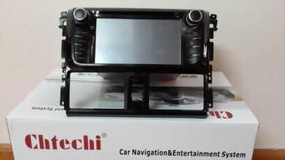 DVD theo xe TOYOTA VIOS   khuyến mãi camera lùi xịn