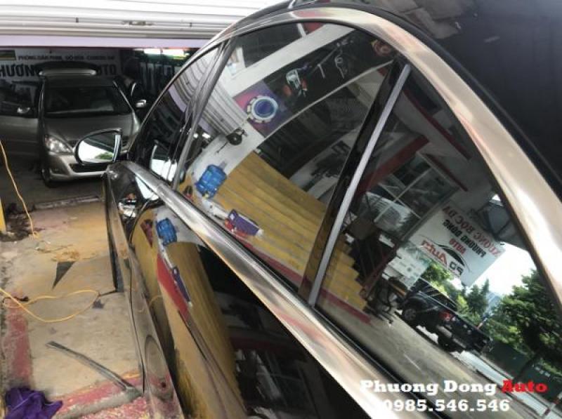 Dán phim cách nhiệt classis Lexus | Dán kính rẻ nhất hà nội