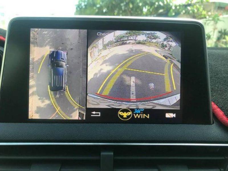 Dịch vụ lắp camera 360 oview dòng xe Mitsubishi chuẩn nhất Hà Nội