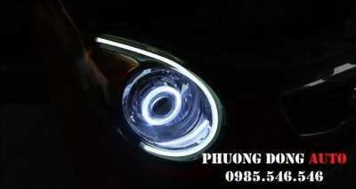 Độ bi pha đặc biệt cho đèn xe ô tô