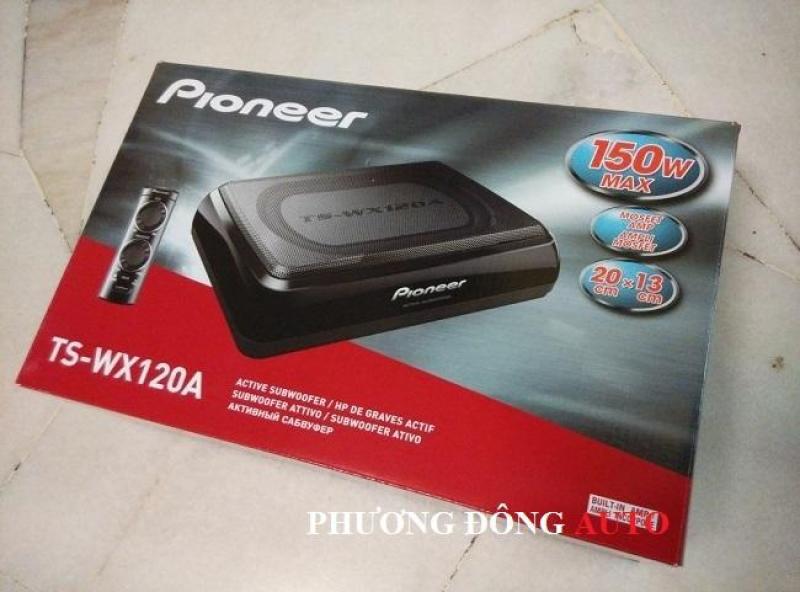 Sub siêu trầm PIONEER TS-WX120A | Sub Pioneer rẻ nhất hà nội