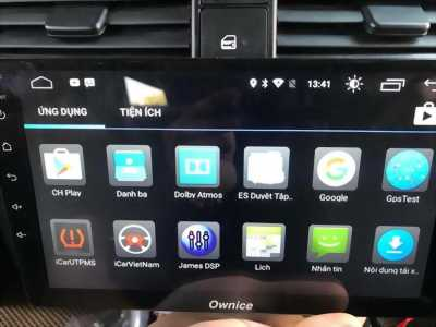 DVD Android OWNICE C500+ cho MAZDA BT50 ( DVD Android 4G cao cấp)