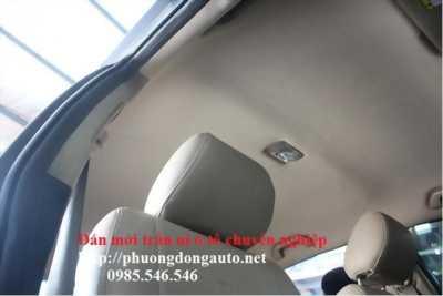 Dán mới trần nỉ Honda CIVIC 2008 | Dán mới trần nỉ ô tô