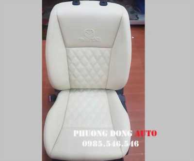 Bọc ghế da ô tô tốt nhất | Bọc ghế da CN loại 1 Singapore cho Toyota Vios 2017