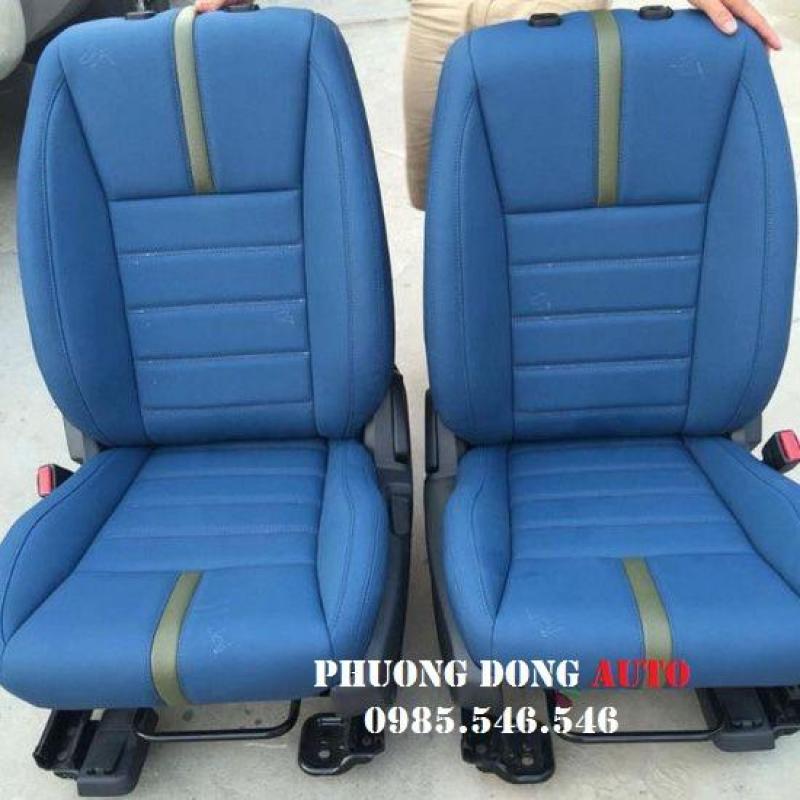 Bọc ghế da Singapor Mazda BT50 | Khuyến mãi sàn da dày